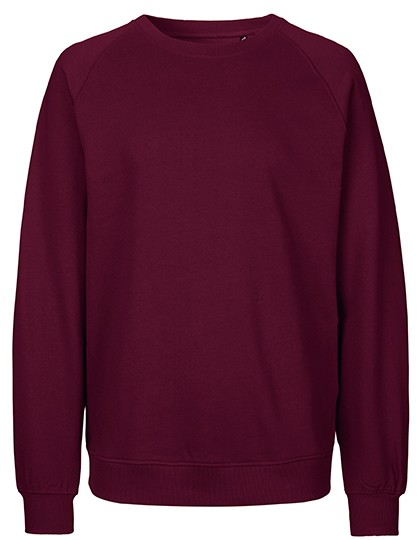 Sweatshirt Biobaumwolle